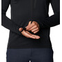 Mountain Hardwear Type 2 Fun 3/4 Zip Pullover Men black