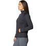 Mountain Hardwear Frostzone 1/4 Zip Pullover Women dark storm