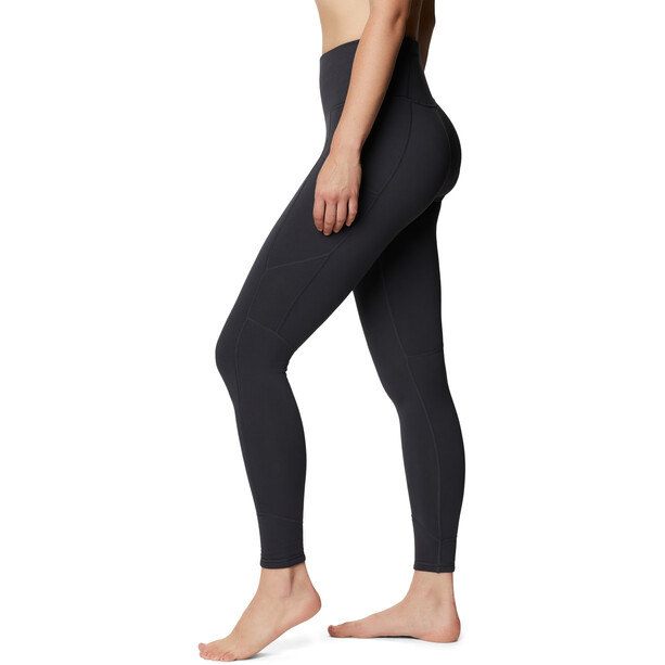 Mountain Hardwear Frostzone Tights Women dark storm