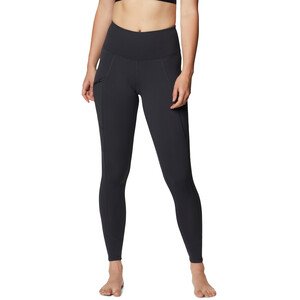 Mountain Hardwear Frostzone Tights Women dark storm dark storm