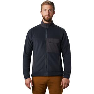 Mountain Hardwear UnClassic Fleece Jacket Men dark storm dark storm
