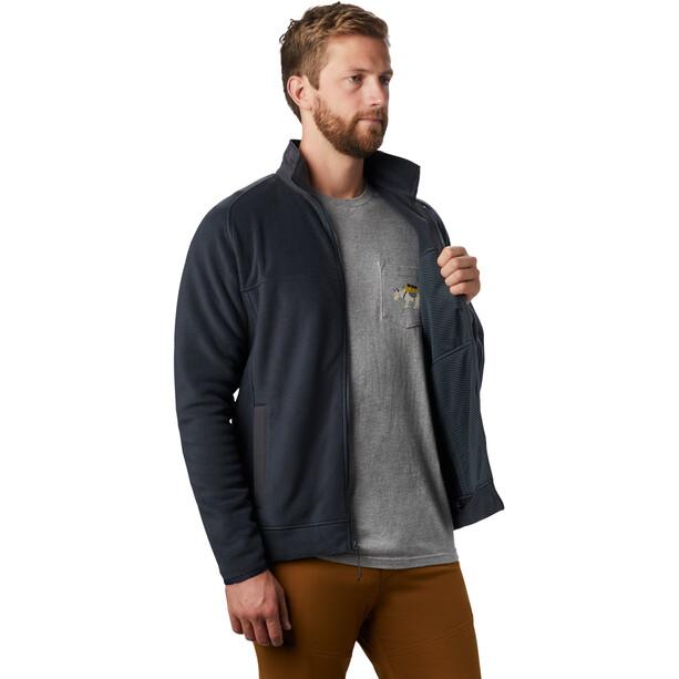 Mountain Hardwear UnClassic Fleece Jacket Men dark storm