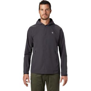 Mountain Hardwear Railay Shirt Men dark storm dark storm