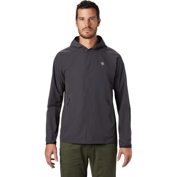 Mountain Hardwear Railay Shirt Men dark storm