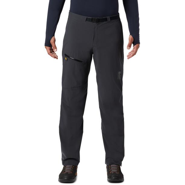 Mountain Hardwear Stretch Ozonic Pants Men dark storm