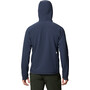 Mountain Hardwear Keele Ascent Hoody Jacket Men dark zinc