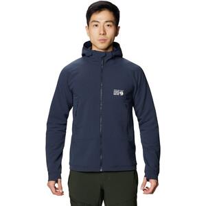 Mountain Hardwear Keele Ascent Hoody Jacket Men dark zinc dark zinc