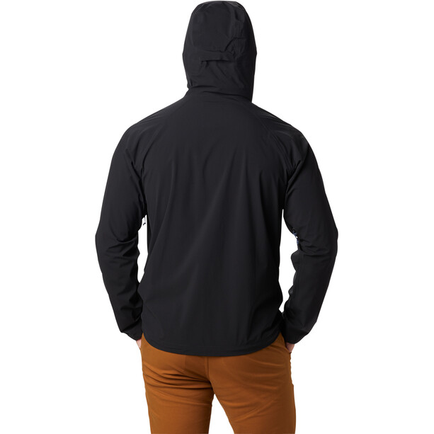 Mountain Hardwear Stretch Ozonic Jacket Men black