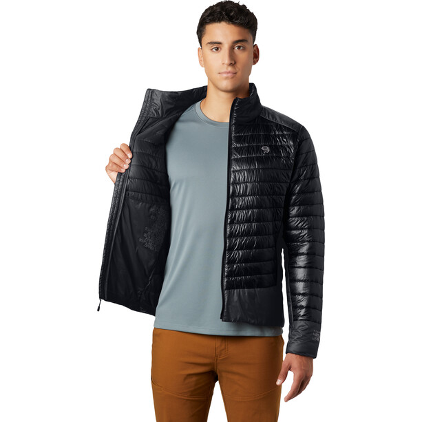 Mountain Hardwear Ghost Shadow Jacket Men black