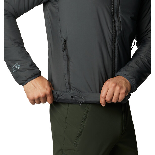 Mountain Hardwear Kor Strata Hoody Jacket Men dark storm