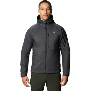 Mountain Hardwear Kor Strata Hoody Jacket Men dark storm dark storm