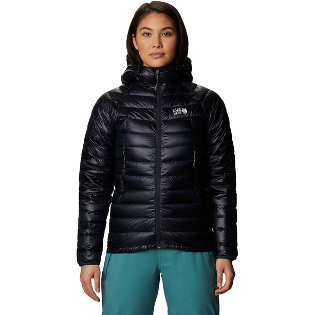 Mountain Hardwear Phantom Hoody Jacket Women dark storm