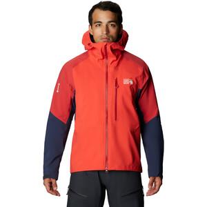 Mountain Hardwear Exposure/2 Gore-Tex Pro Lite Jacket Men fiery red fiery red