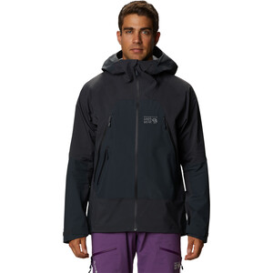 Mountain Hardwear High Exposure Gore-Tex C-Knit Jacket Men dark storm dark storm