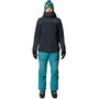 Mountain Hardwear Boundary Line Gore-Tex Insulated Jacket Women dark storm