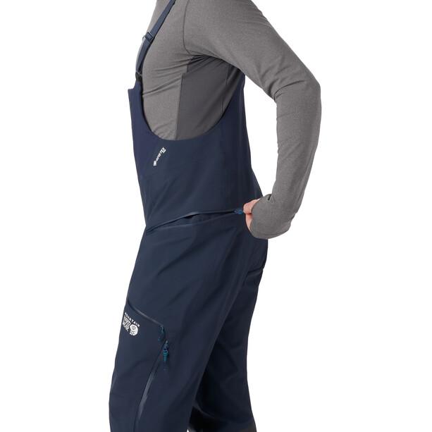 Mountain Hardwear Exposure/2 Gore-Tex Pro Bibs Men dark zinc