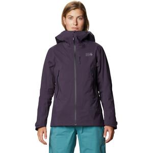 Mountain Hardwear High Exposure Gore-Tex C-Knit Jacket Women violett violett