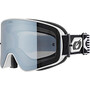 O'Neal B-50 Goggles force-black/white-silver mirror