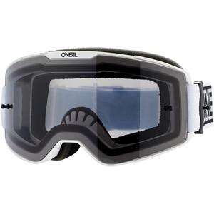 O'Neal B-20 Goggles weiß/schwarz weiß/schwarz