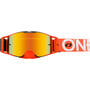O'Neal B-30 Goggles bold-black/orange-radium red