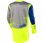 O'Neal Element Jersey Ungdom factor-gray/blue/neon yellow