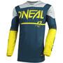 O'Neal Hardwear Trikot Herren surge-blue/gray