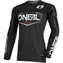 O'Neal Mayhem Maillot Crackle 91 Homme, hexx-black