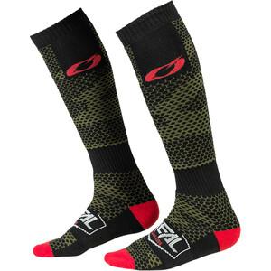O'Neal Pro MX sukat, musta/vihreä musta/vihreä