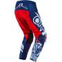 O'Neal Element Pantalon Homme, warhawk-blue/red