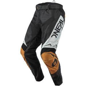 O'Neal Hardwear Pantalones Hombre, negro/marrón negro/marrón