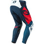 O'Neal Hardwear Pants Men, bleu/rouge