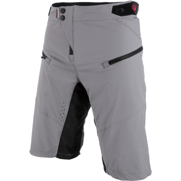 O'Neal Pin It Shorts Herren grau/schwarz