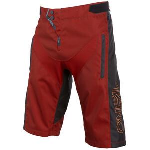 O'Neal Element FR Shorts Men, rouge/noir rouge/noir