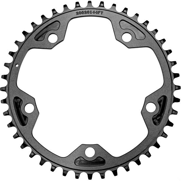Wolf Tooth Cyclocross Kettenblatt Flat Top Ø130mm BCD schwarz