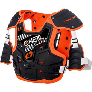 O'Neal PXR Stone Shield Brustprotektor Herren schwarz/orange schwarz/orange