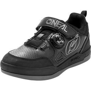 O'Neal Sender Pro Schuhe Herren schwarz/grau schwarz/grau
