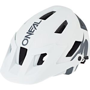 O'Neal Defender 2.0 Helm weiß/grau weiß/grau