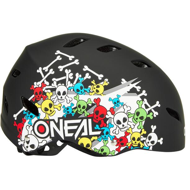 O'Neal Dirt Lid Helm Jugend skulls-black/multi