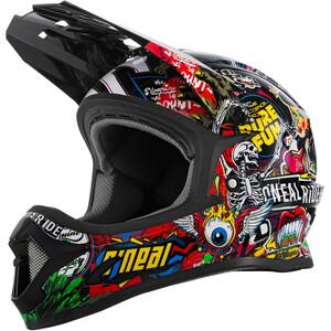 O'Neal Sonus Helmet Youth, noir/Multicolore noir/Multicolore