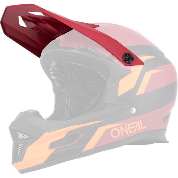 O'Neal Fury RL Helm stage-red/orange