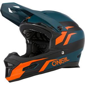 O'Neal Fury RL Helm stage-petrol/orange stage-petrol/orange