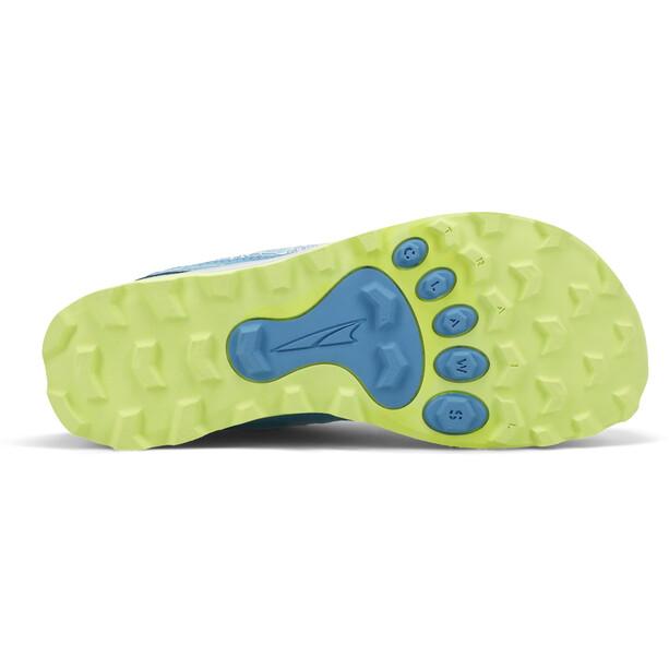 Altra Lone Peak Schuhe Jugend blau