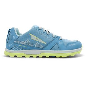 Altra Lone Peak Schuhe Jugend blau blau