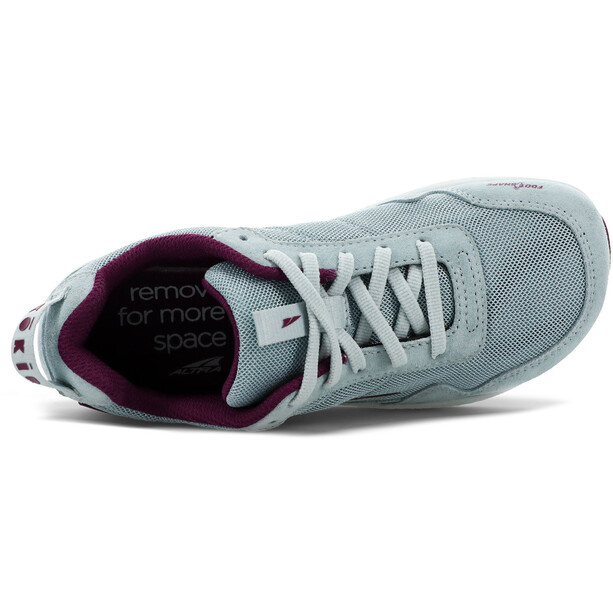 Altra Kokiri Shoes Youth, gris/violet