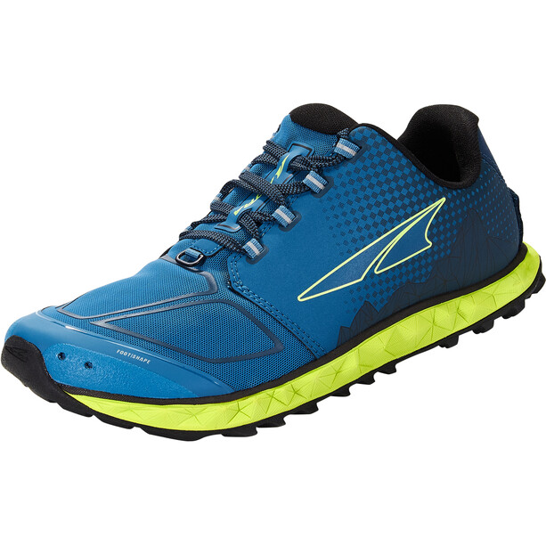 Altra Superior 4.5 Chaussures De Course Homme, bleu/jaune
