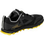 Altra Lone Peak All Weather Low Shoes Men, black/yellow