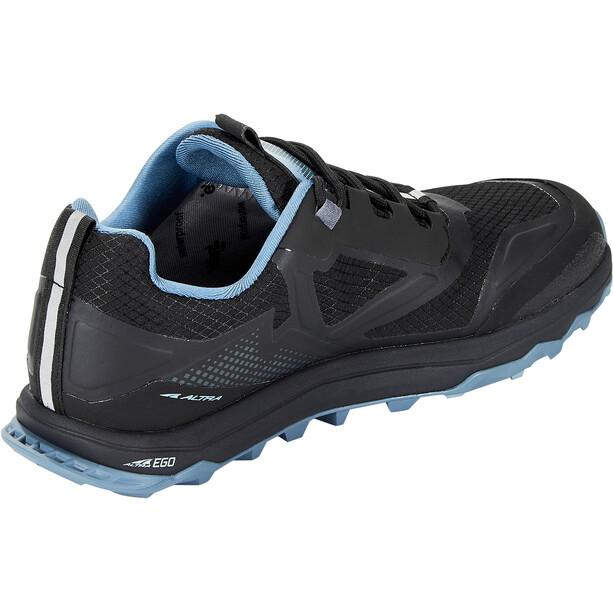 Altra Lone Peak All Weather Low Shoes Women, noir