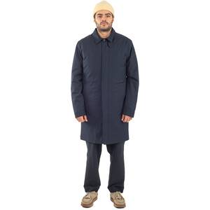 Welter Shelter Long Dong Mini Check Jacket Men, navy navy
