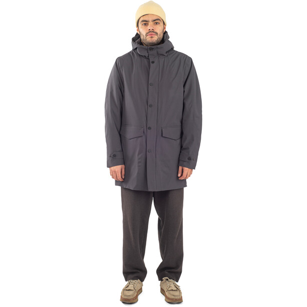 Welter Shelter Techno Joe Vermont Jacke Herren grey