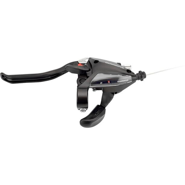 Shimano ST-EF500-4 Schalt-/Bremshebel Links 2-fach 4-Finger